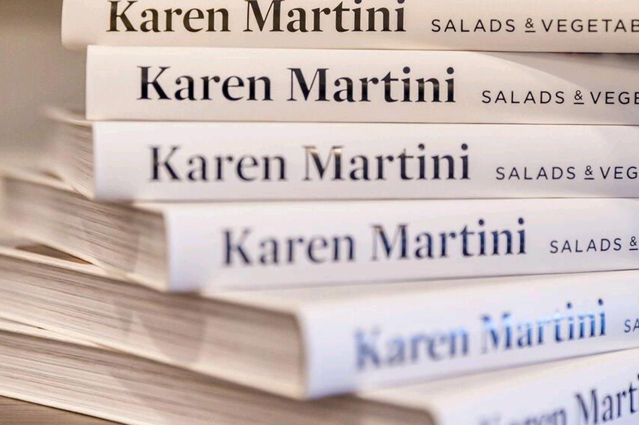 TD-oening-Karen-Martini-books2