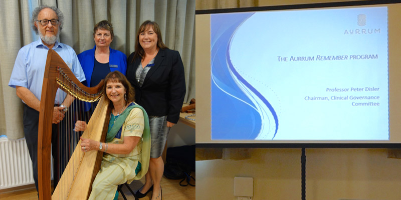 Aurrum Launches REMEMBER Dementia Program