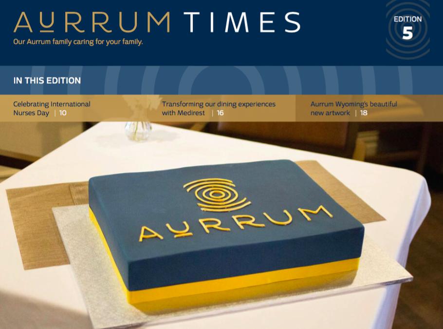 Aurrum Times Issue 5