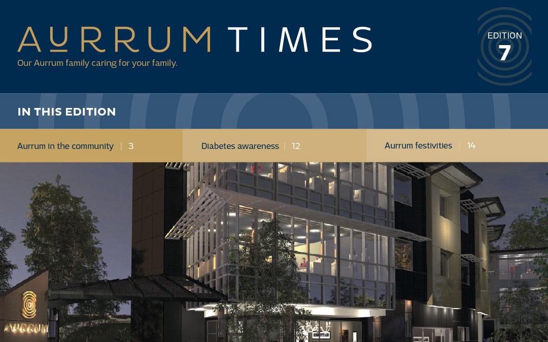 Aurrum Times Issue 7