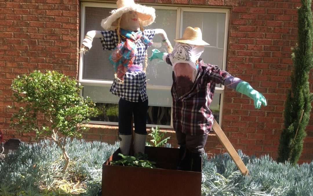 Spring Scarecrow Competition