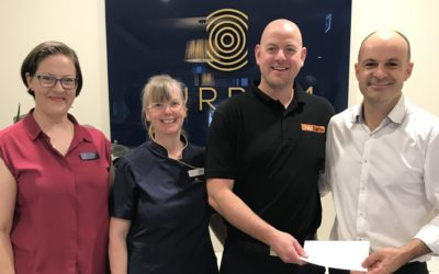 Aurrum Healesville's Charitable Donation