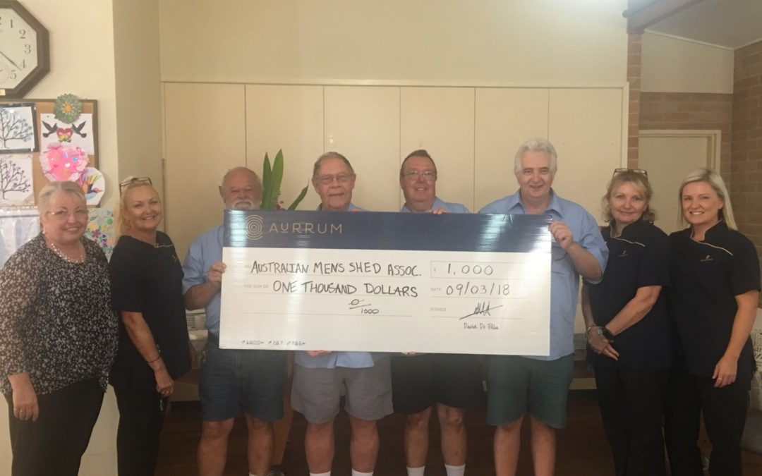 Aurrum Norah Head Gives Back to the Community