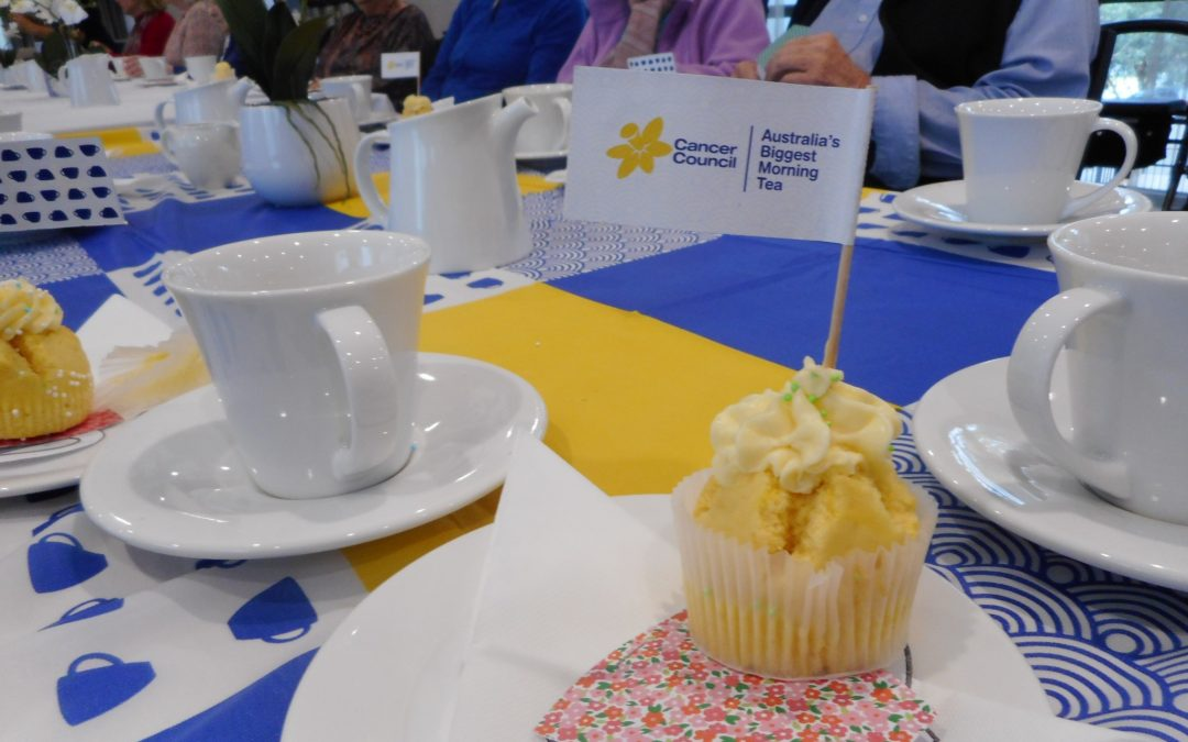 """Australia's Biggest Morning Tea"" at Aurrum Plenty"